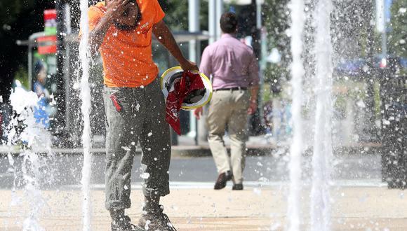 2019 tiene varios de los meses más calurosos jamás registrados. (Foto: Mark Wilson/Getty Images/AFP)