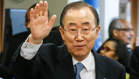 """Ban Ki-moon deja la ONU: """"Trabajé como una voz de los sin voz"""""""