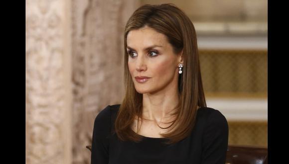 Reina Letizia. (AP)