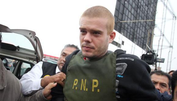 Desmienten agresión a Van der Sloot en penal de Challapalca
