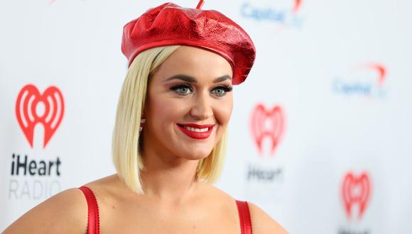 Katy Perry y Orlando Bloom se convirtieron en padres el 27 de agosto. (Foto: AFP)