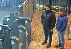 Reino Unido asegura que capturará a sospechosos del Caso Skripal si dejan Rusia