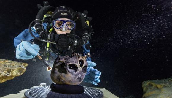 Esqueleto hallado en México es el más antiguo de América