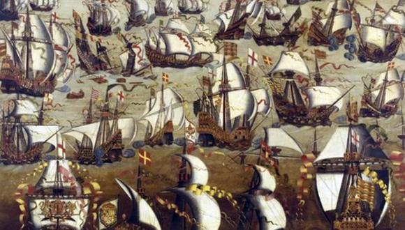 Durante el reinado de Felipe II, el imperio español alcanzó su máximo esplendor. (Getty Images).