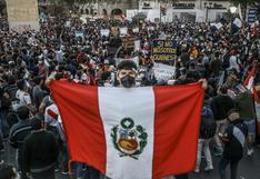 """""""Las protestas en el Perú en perspectiva comparada"""", por Farid Kahhat"""