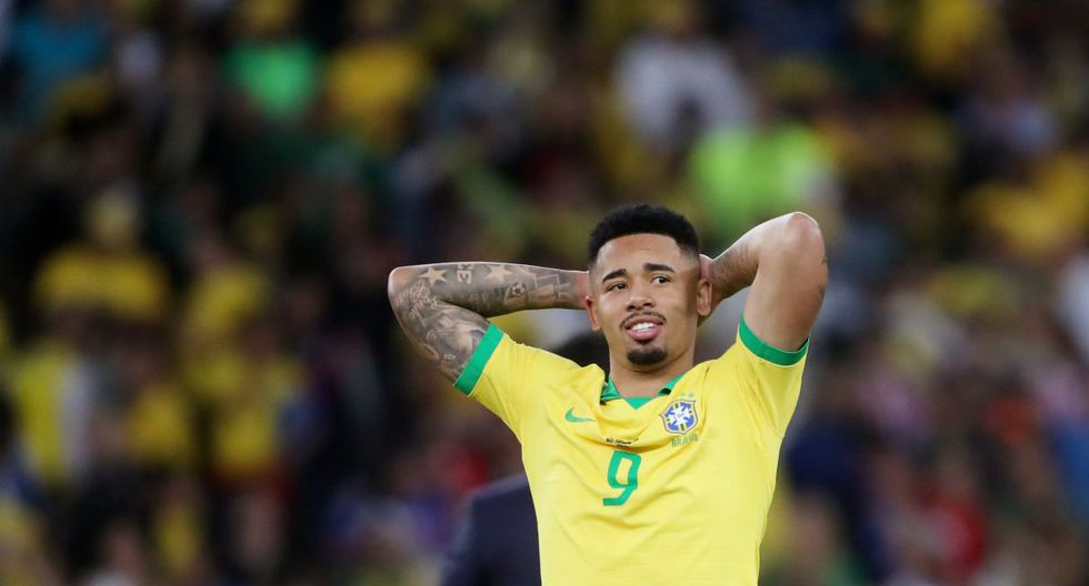 El mensaje del medio argentino sobre el título de Brasil. (Foto: Reuters)