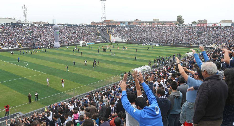 El encuentro se llevará a cabo a partir de las 3:30 p.m. en el Estadio Alejandro Villanueva 'Matute', ubicado en el distrito de La Victoria. (Foto: Andina)