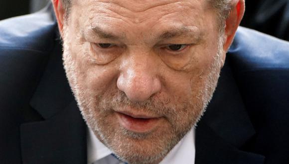 Harvey Weinstein es sentenciado a 23 años en prisión por violación y abuso sexual en un caso histórico para el movimiento #MeToo. (REUTERS/Carlo Allegri/File Photo).