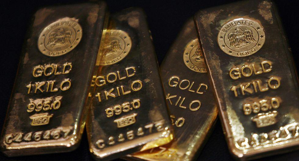 Los futuros del oro en Estados Unidos ganaban un 0,5%. (Foto: Reuters)