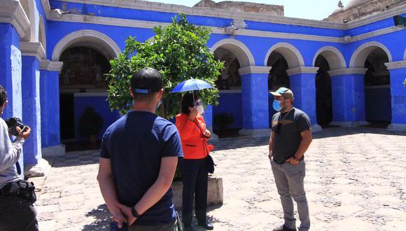 Reducen costo de entradas para visitar el Monasterio de Santa Catalina. (Foto: Leonardo Cuito)
