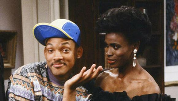 "Janet Hubert interpretó hasta el fin de la temporada tres a la tía Vivian en ""El príncipe del rap"" (Foto: NBC)"