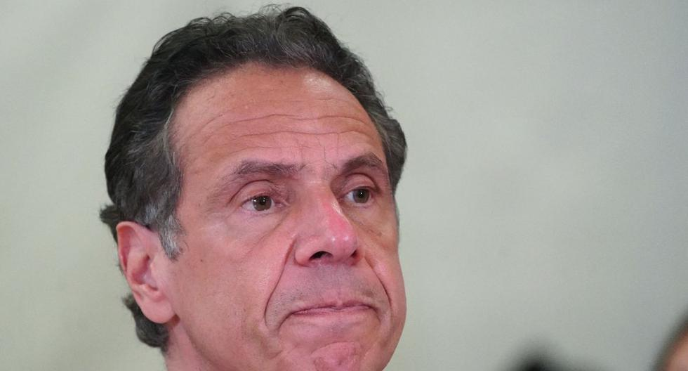 The New York State Assembly finalizes the impeachment of Governor Andrew Cuomo