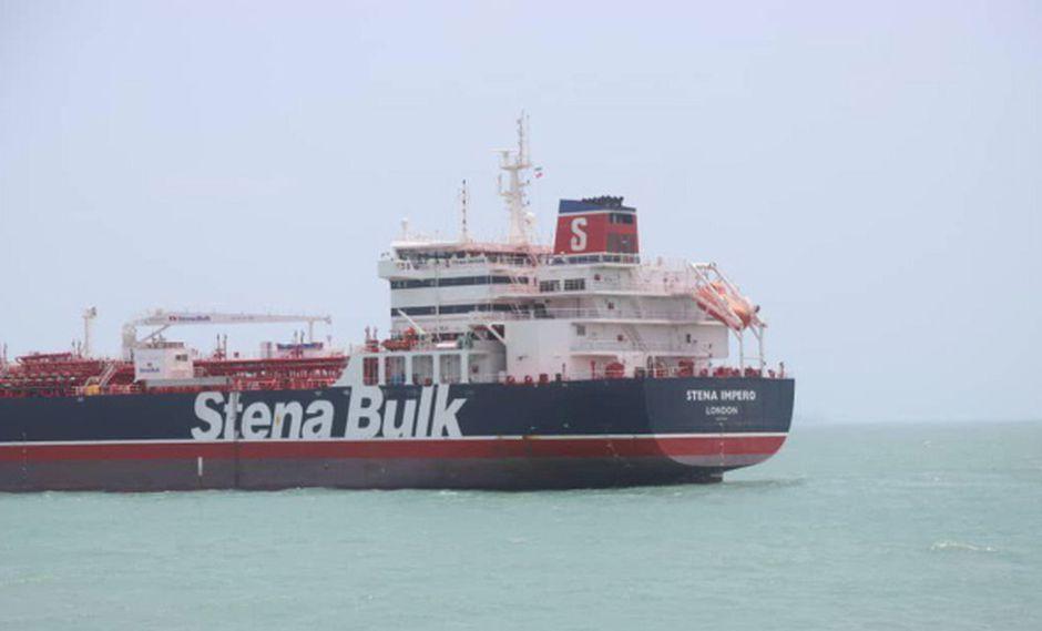 La naviera Stena Bulk ha negado que el barco, que se dirigía desde Emiratos Árabes Unidos a un puerto de Arabia Saudí, incumpliera normas de navegación. (Foto: EFE)