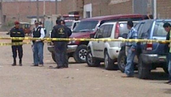 Huaral: roban de empresa 80 cajas llenas de explosivos y mechas