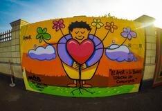 """""""Muros de la Bondad"""": el proyecto visual que busca unir a los peruanos en momentos difíciles"""