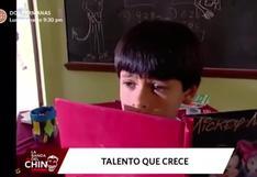 Al fondo hay sitio: conoce a Aaron Picasso, quien interpretó a Jaimito en la serie