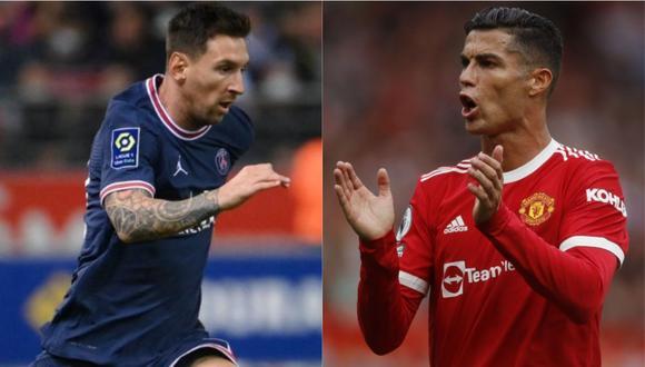 Messi tiene cuatro Champions League, mientras que Cristiano Ronaldo ganó cinco.