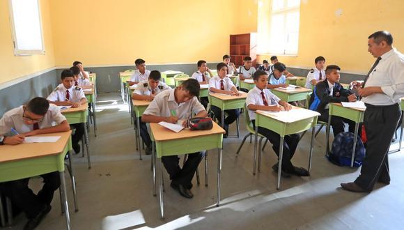 """""""Ante los buenos resultados de los colegios de gestión no estatal deberíamos mirar hacia adentro""""."""