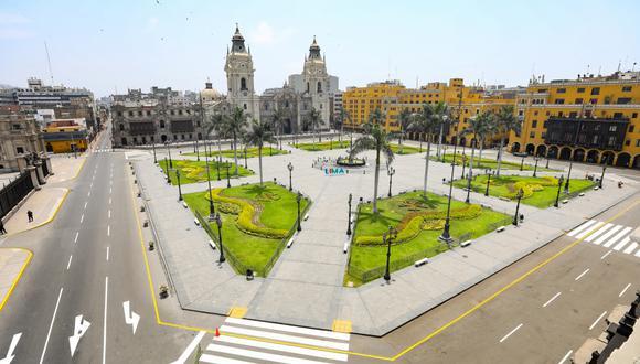 Municipio de Lima aprueba estrategia para impulsar el turismo sostenible en la ciudad.(Foto: Municipalidad de Lima)