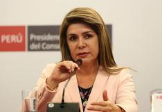 """Ministra de Salud invoca a """"mantener la calma"""" tras el primer fallecimiento por COVID-19 en Perú"""