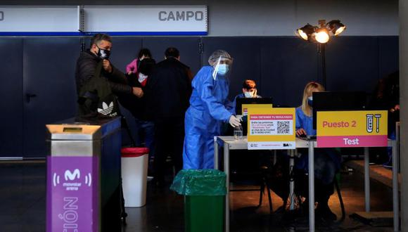 Coronavirus en Argentina | Últimas noticias | Último minuto: reporte de infectados y muertos hoy, lunes 02 de agosto del 2021 | Covid-19 | (Foto: EFE/Demian Alday Estévez/Archivo).