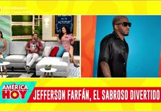Ethel Pozo y Janet Barboza defienden a Jefferson Farfán luego de ser incluido en lista de 'Feos pero sabrosos'