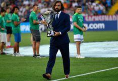 Con Andrea Pirlo oficializado en la Juventus: los últimos exjugadores que se volvieron técnicos de fútbol