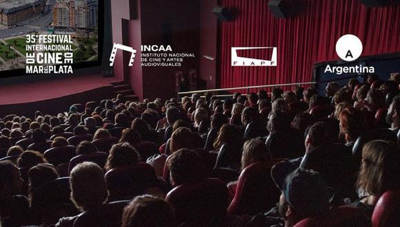 El Festival de Cine de Mar del Plata se realizará entre el 21 y el 29 de noviembre. (Foto: mardelplatafilmfest.com)