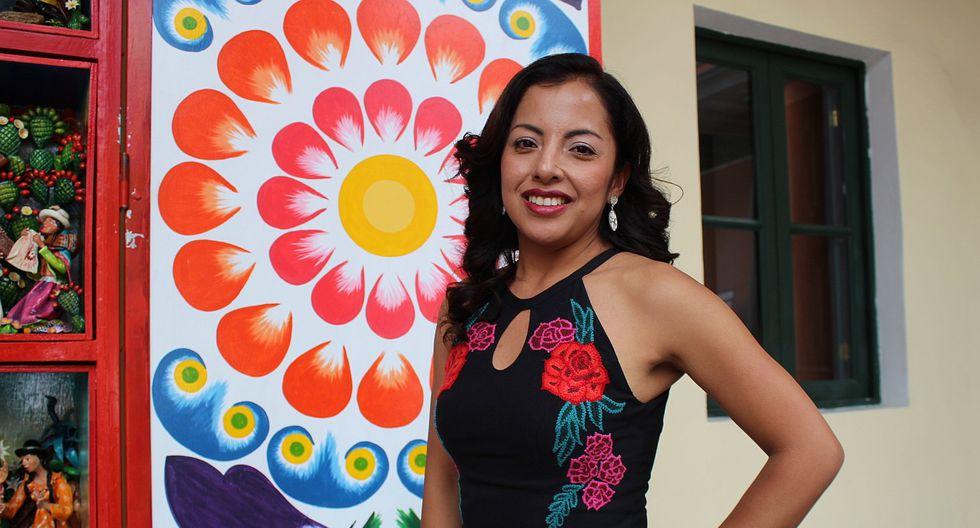"""Luz Merly: """"Viña del Mar es una carrera que viene desde que tengo 11 años"""""""