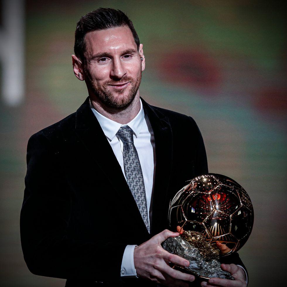 """Lionel Messi: """"No hay que dejar nunca de soñar, de trabajar, de disfrutar jugando al fútbol"""". (Foto: AFP)"""