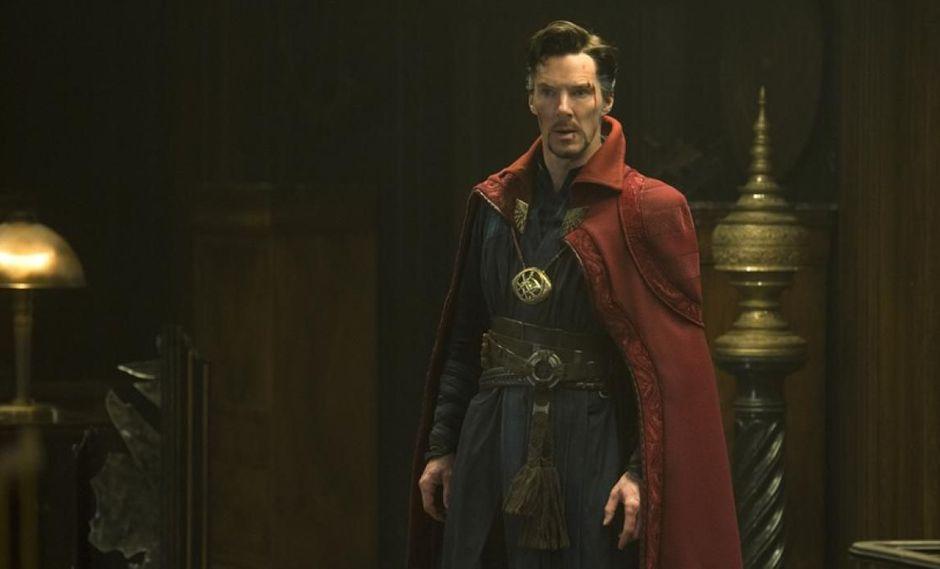 El actor Benedict Cumberbatch volvería a interpretar al héroe de Marvel en la cinta que estrenaría en 2021. (Foto: Marvel)