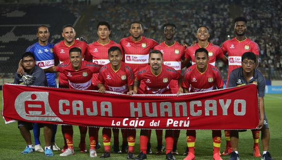 Sport Huancayo tendría ocho casos de coronavirus. (Foto: GEC)