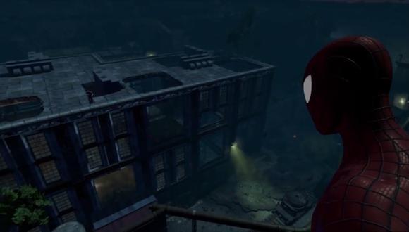 Amazing Spiderman 2: cinco minutos del Gameplay