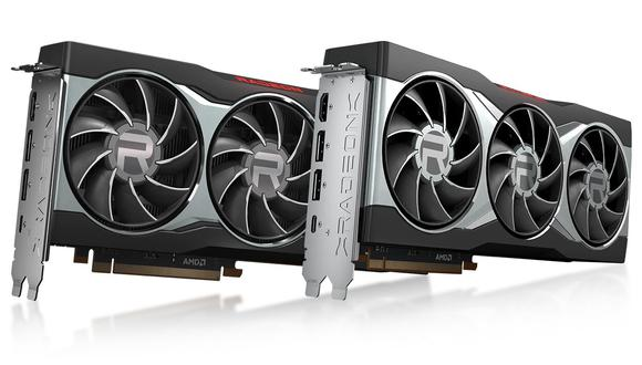 AMD Radeon RX 6000. (Difusión)
