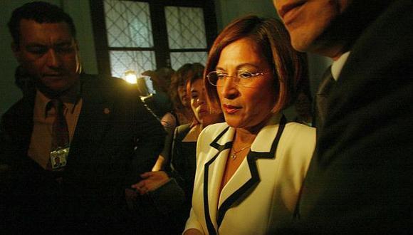 Diarios chicha: Matilde Pinchi volverá a declarar el viernes