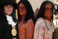 """""""Los otros libertadores"""": ¿Cuál es la escena más triste que grabó el nuevo Túpac Amaru? No es la de los caballos"""