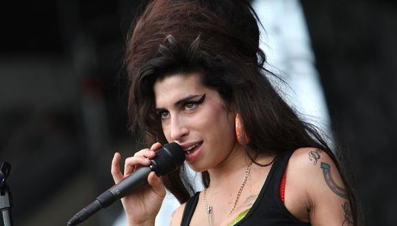 La cadena BBC alista un documental sobre la historia de la cantante británica Amy Winehouse. (Foto:  AFP)