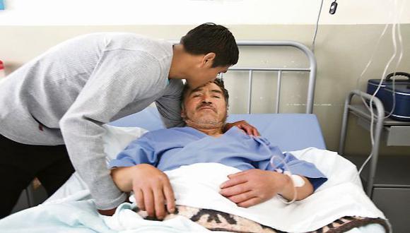 """Sobrevivió a rayo y afirma: """"Lo que me ha pasado es un milagro"""""""