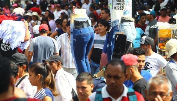En el Perú el 70% de los peruanos está inmerso en la informalidad. (Foto: GEC/Miguel bellido)