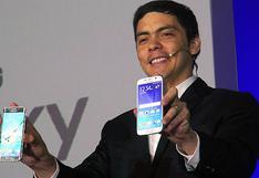 Así fue la presentación de los Galaxy S6 y S6 Edge en el Perú