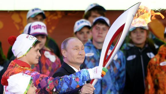 Según los informes de la AMA, el dopaje sistemático del deporte ruso habría empezado durante los Juegos Olímpicos de Invierno Sochi 2014 con conocimiento de las máximas autoridades del país. (Foto: AFP).