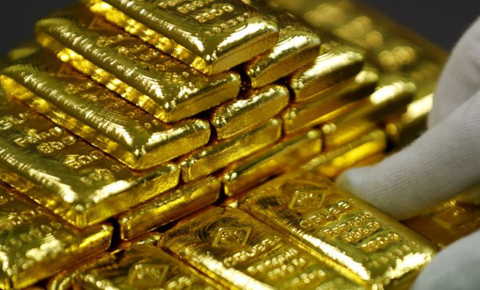 Los futuros del oro estadounidense subían un 0.1% en el día, a US$1,290.7 la onza. (Foto: Reuters)