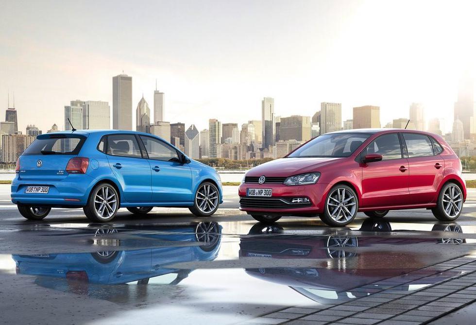 FOTOS: El renovado Volkswagen Polo 2014 - 1