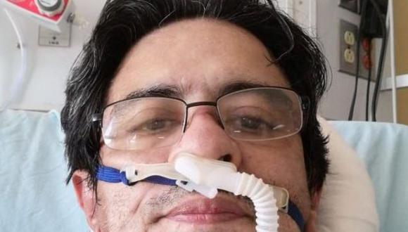 El doctor Pablo Enrique Ulloa Cáceres falleció de coronavirus en Honduras. (Foto: Twitter).