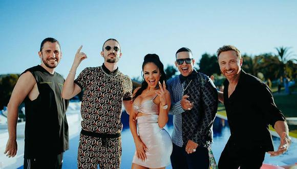 Daddy Yankee anuncia nuevo single con Natti Natasha, David Guetta, Dimitri Vegas y Like Mike. (Foto: Instagram)