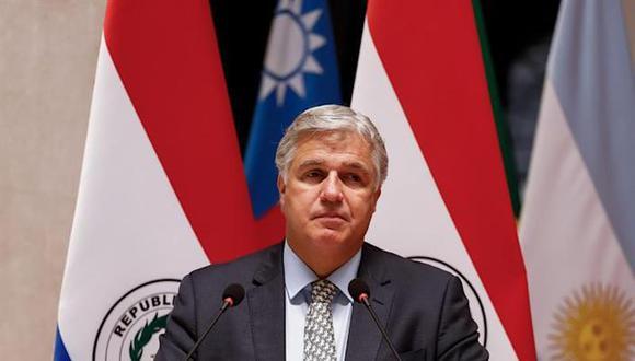 El canciller Francisco Bustillo representará a Uruguay en los actos por la investidura como presidente del Perú de Pedro Castillo. (Foto: EFE).