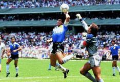 """Peter Shilton critica a Diego Maradona tras su muerte: """"Nunca pidió perdón por hacer trampa"""""""