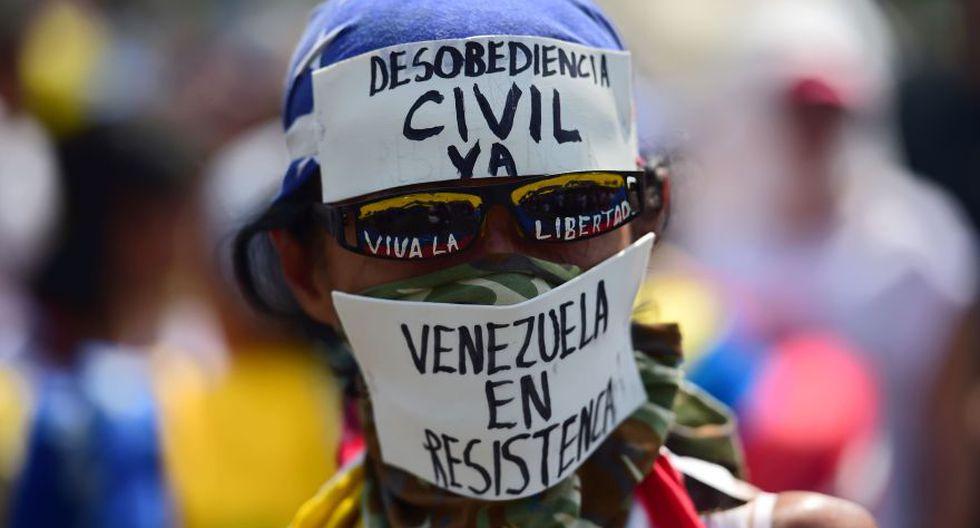 Venezuela: Las fotos más impactantes de la brutal represión - 38
