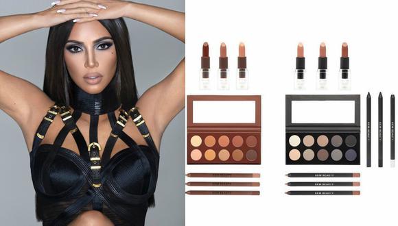 (Foto: IG Kim Kardashian/ KKW Beauty)
