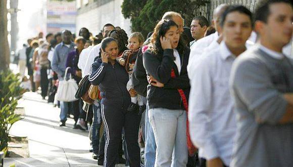Desempleo en España es el más bajo desde 2009, mas aún es 18,6%